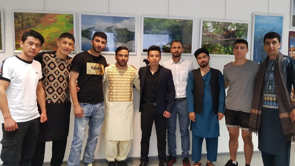 Vorstand Jugendliche ohne Grenzen in Deutschland